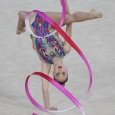 Tails Torretti ITA competing in the Rhythmic Gymnastics competition at The Youth Olympic Games, Buenos Aires, Argentina Saturday 6th October 2018. Photo: Chloe Knott for OIS/IOC. Handout image supplied by OIS/IOC