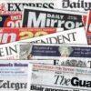 Newspaper mastheads generic