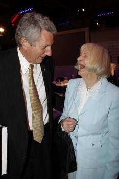 2008 Sports awards - Dorothy Tyler and Dick Fosbury