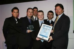 2006 Journalism awards - Team of the year