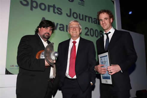 2006 Journalism awards - Top winners