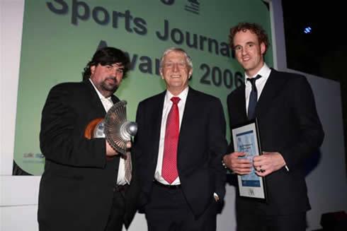 2006 Journalism awards - Top winners