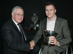 2006 Sports awards - David Weir
