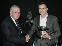 2006 Sports awards - David Weir