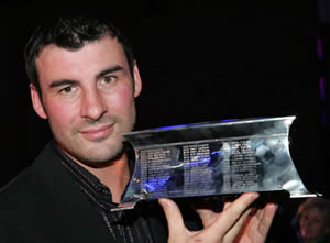 2006 Sports awards - Joe Calzaghe