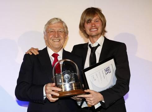 2007 Journalism awards - Gareth Copley