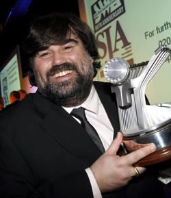 2007 Journalism awards - Martin Samuel