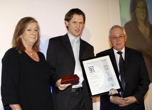 2007 Journalism awards - Oliver Brown