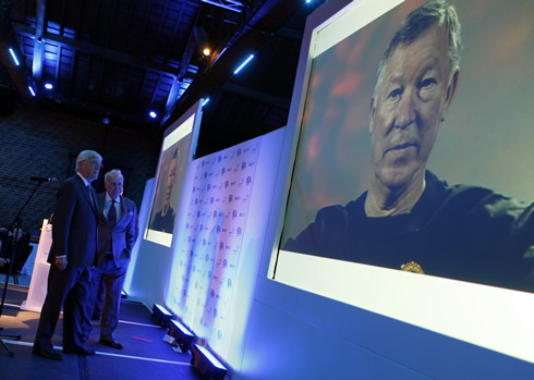 2009 Journalism awards - Mcilvanney Parky Sir Alex