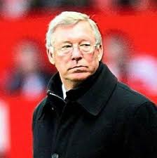 Sir Alex Ferguson: always in control