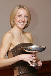 2005 Sports awards - Paula Radcliffe