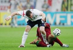 2006 Journalism awards - Wayne Rooney