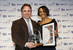 2008 Journalism awards - Sports photographer of the year