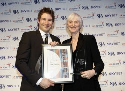 2008 Journalism awards - Sports portfolio of year