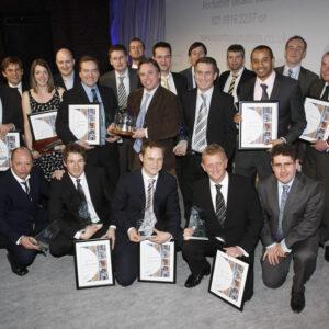 2008 Journalism awards - Winners group