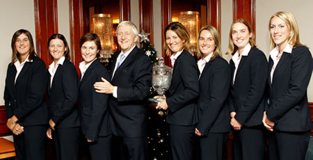 2005 Sports awards - Womens Cricket Team