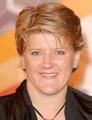 Clare Balding: fronting weekly BT Sport show