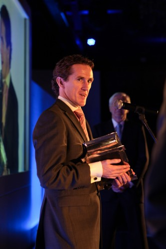 AP McCoy: photo-finish winner of the 2010 SJA Sportsman of the Year award