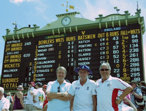 An Alternative View Of Going Barmy Down Under Sports