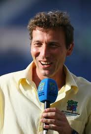 Michael Atherton: giving the annual sports journalism lecture at Brighton University