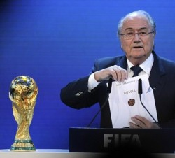 'And the winner is...' Sepp Blatter's downfall came after a decade of journalistic digging