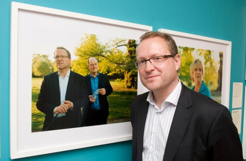 """SJA member Adrian Warner's BBC London job saw him featured among some Olympic """"artworks"""""""