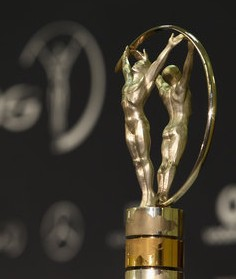 Laureus trophy