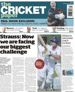Cricket Paper