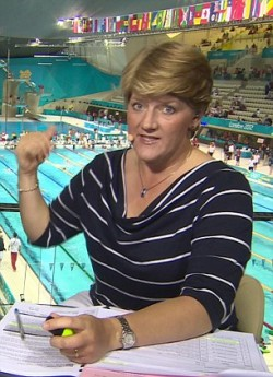 Clare Balding: the outstanding sports broadcaster of 2012 according to the SJA's members