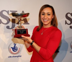 Jessica Ennis: SJA Sportswoman of the Year, now in the running for the Laureus Awards
