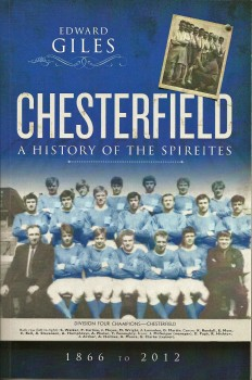 Chesterfield book cover