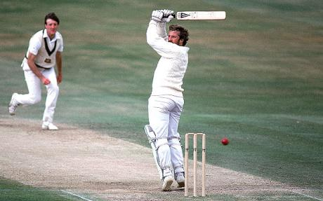 Ian Botham at the Headingley Ashes Test of 1981: a player, and a match, that might have been made for Frank Keating