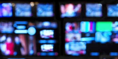TV sport generic control room