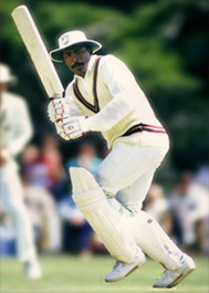 Former West Indies and Hampshire batsman Gordon Greenidge: where are his successors in English cricket?