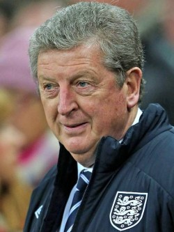 England manager Roy Hodgson: can he be as lucky as Sir Alf?