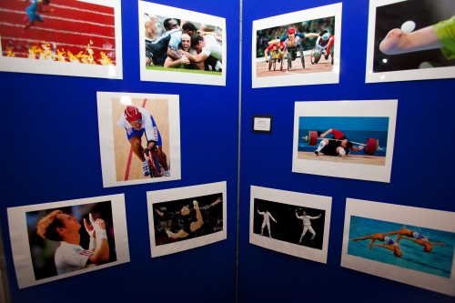 Those attending our awards were able to enjoy a pre-dinner reception and review some of the stunning winning entries in the SJA British Sports Photography Awards