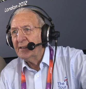 Hugh Porter: the voice of cycling