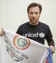 Ewan McGregor: UNICEF ambassador