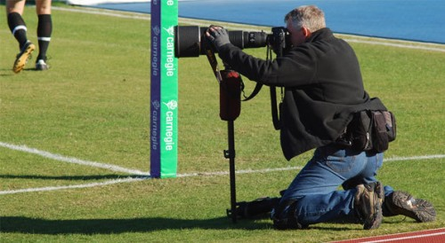 On its knees: the business of sports photography has never known it so tough