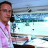 Jonathan Overend: his last fortnight in the commentary box at Wimbledon as BBC tennis correspondent will be next month