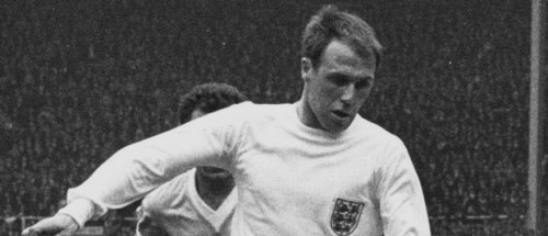 Ray Wilson: World Cup-winner and Norman Giller's best-ever England left-back