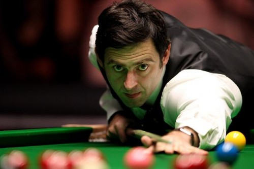 Ronnie O'Sullivan: a sure-fire best-seller. Especially if free