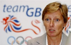 Liz Nicholl: real responsibility towards women's sport