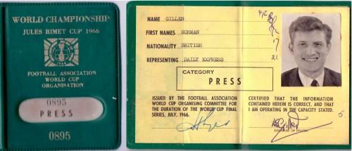 Norman Press Pass 1966