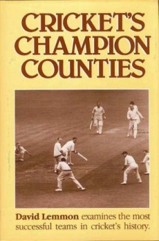 LEMMON CRICKET COVER