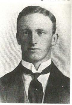 A dapper-looking Ivan Sharpe