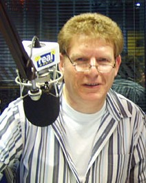 Martin Kelner: hoping to be back on the airwaves as soon as October