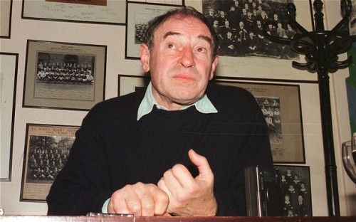 Cliff Morgan: much loved, much missed