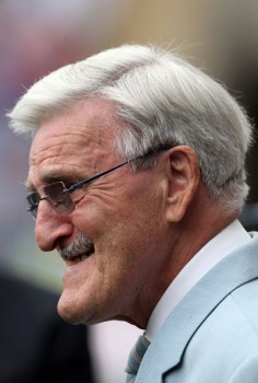 Jimmy Hill: all modern footballers owe him an immense debt