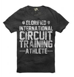 Adrian Warner T-shirt